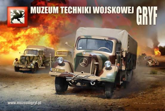 Muzeum Techniki Wojskowej Gryf